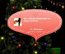 Merry Twitter Tree